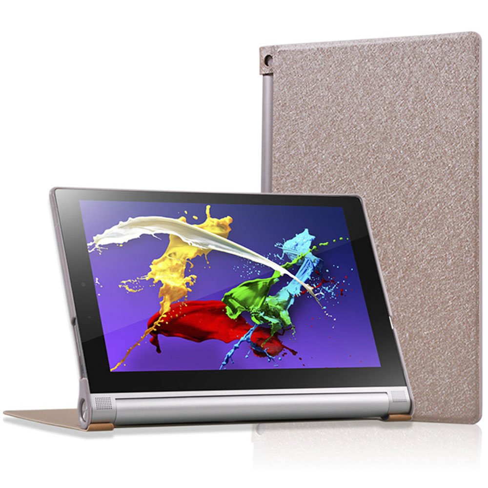 Lenovo YOGA Tablet 2 1050F 1050L 1050LC Case PU Leather Cover Shell Lenovo 1050F 1050LC 10.1inch Tabelet Case+Gifts