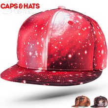 2017 Graffiti Starry Sky Star bone casquette Baseball Cap Gorras Hiphop Skateboard Snapback Hats Men Women Team Bride Caps(China)
