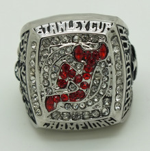 2000 new jersey devils brodeur CHAMPIONSHIP RING Drop Shipping(China)