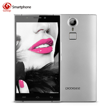 Original Doogee F5 5.5inch Android 5.1 MTK6753 Octa Core Cell Phone,Ram 3GB+Rom 16GB 13.0MP 1920*1080 4G LTE Fingerprint ID