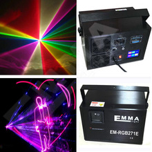 5000mw 5w advertising laser projector/outdoor laser logo/party play of light laser