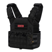OneTigris Outdoor CS Vest Military Equipment 500D Nylon Cloth JPC Tactical Molle Hunting Vest(China (Mainland))