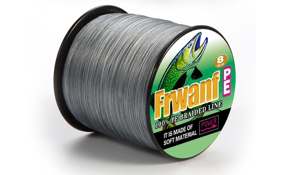 braided fishing line multifilament fishing line 1000m (8)