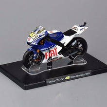 IXO Altay 1/18 Yamaha YZR-M1 #46 World Champion 2008 Motorcycle Model Diecast Motorcycle Model boys Gift Collection