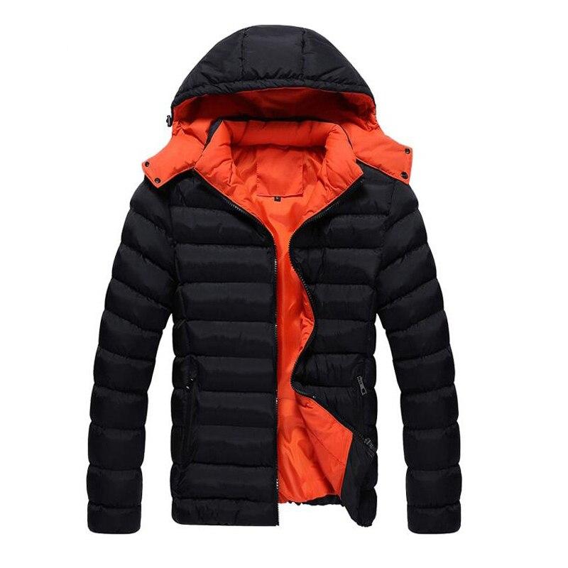 2016 Men Winter Jacket New Fashion Jacket Down polyester Coat Men Parka Wear High Quality Plus Size 3XL Thick Warm CoatОдежда и ак�е��уары<br><br><br>Aliexpress
