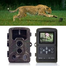 High Quality H801 12MP Hunting Camera Trail Scouting Wildlife IR Night Vision LED Infrared Miniature camera HOT SALE