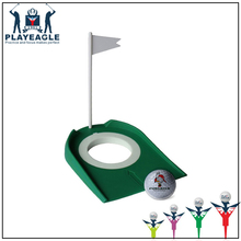 Playeagle Golf Driving Box Can Hold 100 Necessary To Play Ball, Senior Plastic Golf tray Ball Basket Golf Course Accessories(China)