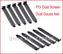 5Pcs Brand New PCI Dustproof Net Dust Cover Giving Free 5Pcs 3.5mm Screws