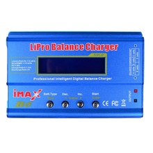 EDAL Charger Latest Built-Power Imax B6 B6AC Multi-function Smart Charger Lithium Balance Digital Charger(China)