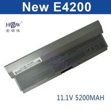 HSW 6cell replacement laptop battery for Dell Latitude E4200,E4200n R839C,R840C,R841C,U444C,W341C,W343C,W346C,X595C,X784C,Y082C