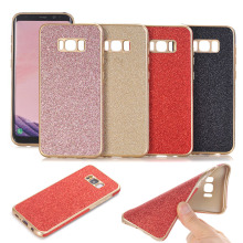 Buy Bling Silicone Back Cover TPU Soft Case Samsung Galaxy A3 A5 A7 2017 A520 A720 cell phone Cases Galaxy S7 edge / S8 Plus for $2.66 in AliExpress store
