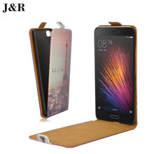 Brand Hot Selling Flip case For Xiaomi Mi5 M5 fundas High Quality Vertical Up and Down PU Leather Cover For Xiaomi Mi5 Phone Bag