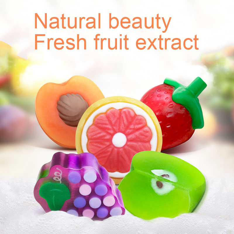 High-Quality-Handmade-Soap-Fruit-Shape-Whitening-Blackhead-Removal-Bath-Shower-Scrub-Hands-Face-Skin-Care (3)