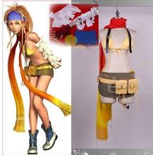 Final fantasy rikku costume aliexpress final fantasy x 2 voltagebd Choice Image