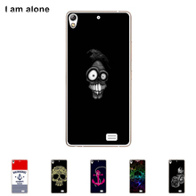For Fly IQ4516 Tornado Slim Octa 4.8 inch Soft TPU Silicone Cellphone Case Mobile Phone Cover Color Paint Bag Shipping Free