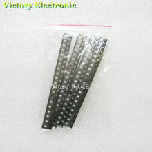 5 Colors 100Pcs/Lot 0805 SMD LED Kit White Red Yellow Green Blue Light Emitting Diode Set Wholesale(China)