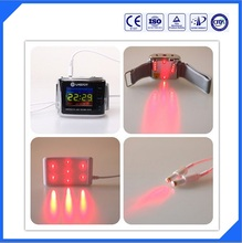 laser acupuncture apparatuses for diabetic diabetes blood sugar reducing 650nm laser therapy device