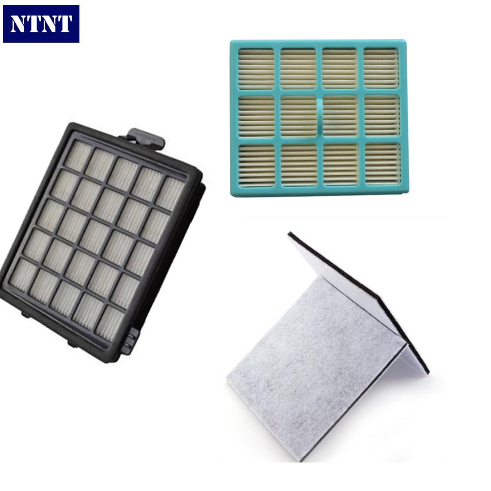 NTNT 5Pcs Cleaner 1 HEPA Filter + 3 pcs motor filter+filter For Philips FC8146 FC8148 FC8140 FC8144 FC8142 FC8147<br><br>Aliexpress