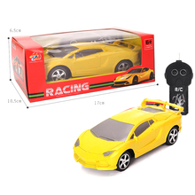 Electric Kids Car Mini RC Cars Remote Control Toys Radio Controlled Cars Boys Gifts with Gift Box Packing