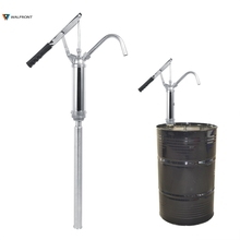 Professional Lever Action Barrel Drum Pump Diesel Oil Transfer Hand Operated Self Priming Pump Local Quick Shipping
