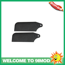 Walkera NEW V120D02S RC Heli Spare Parts  HM-NEW V120D02S-Z-04 Tail rotor blades -Black