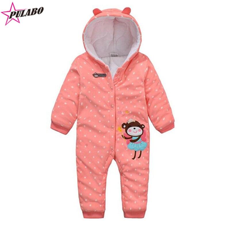 brand Cartoon Hooded Rompers ropa bear Bebe Long sleeve Romper Baby Boy Girl Clothing roupa infantil newborn jumpsuit<br><br>Aliexpress