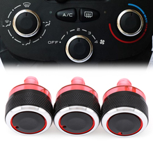 2016 New design AC Knob Car Air Conditioning heat control Switch For Peugeot 206 207
