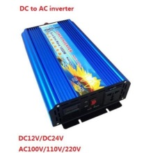 2kw Peak power inverter 1KW 1000W pure sine wave inverter 12V DC TO 220V 50HZ AC Pure Sine Wave Power Inverter