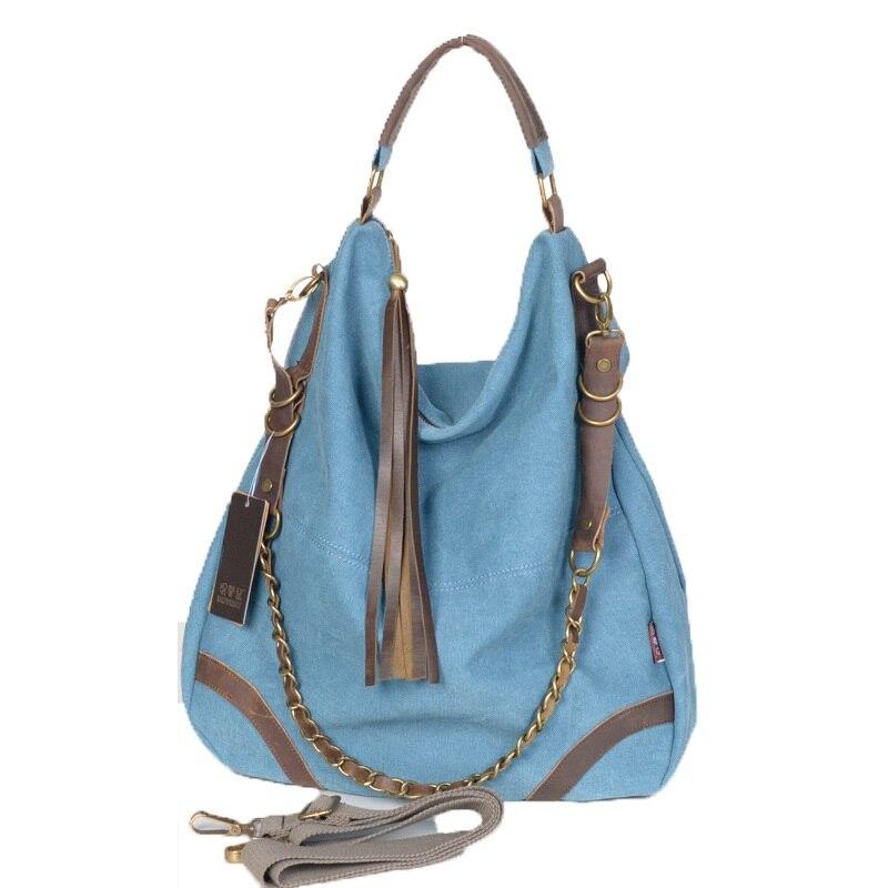M047 Women Bag Cross Body Vintage Casual Handbags Canvas Leather Crossbody Bags Messenger Shouder Bag Ladies Bolsa Feminina Girl<br>