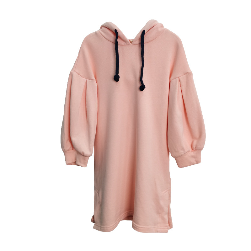 Travel snail long sleeve girls dress kids children clothing camisetas baby girl tops sudaderas nino long dress 2017 winter New<br>