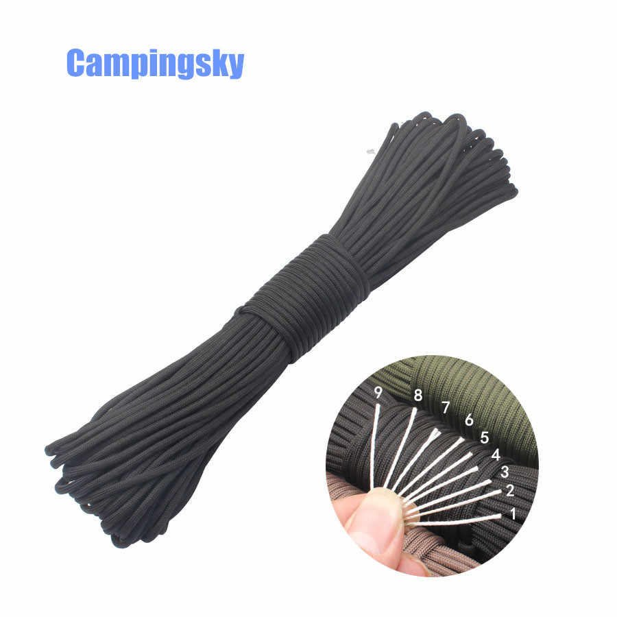 easy carry  .6ft of cord SNUK SURVIVAL 550 7 Strand PARACORD STORAGE 1x