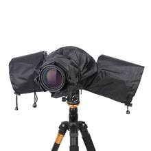 Professional Middle Telephoto Lens Camera Rain Cover Coat Bag Protector Rainproof Waterproof Against Dust for Canon Nikon Pendax(China)