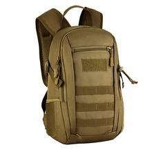 Military Tactics Backpack Camouflage Mochila Men Women School Bags Molle Outside Rucksack Trek Backpacks Bag 12L Small Backpacks