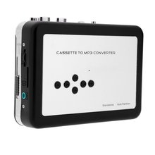 CES-USB Audio Cassette Capture Converter DC 5V Tapes to MP3 by FT Card Walkman Portable Music Player