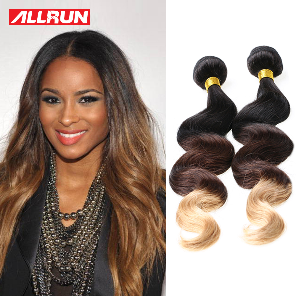 T1B/4/27 Malaysian Virgin Hair 4 Bundles Malaysian Body Wave Human Hair Weave 7A Unprocessed Virgin Hair Ombre Hair Extensions<br><br>Aliexpress