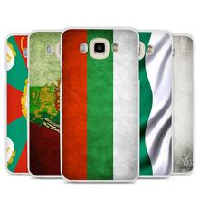 Bulgaria flag Phone Case Cover for Samsung Galaxy J1 J2 J3 J5 J7 C5 C7 C9 E5 E7 2016 2017