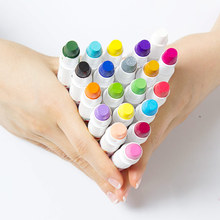Aquadoodle Children's Crayon Washable Crayons Painted Baby Rotary Oil Painting Stick Water Soluble Pen For Graffiti In Children