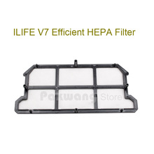 Original ILIFE V7 Efficient HEPA Filter 1 pc of  Robot Vacuum Cleaner Accessories from factory