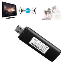 High quality Details about 1xUSB Wireless Lan Adapter WiFi Dongle for Samsung Smart TV WIS12ABGNX WIS09ABGN(China)