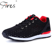 Fires race sprint outdoor ultralight breathable Walking running shoes men trainers sport track field sneakers athletic shoes
