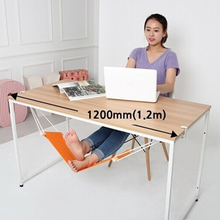 2016 Home Office Foot Rest Desk Feet Hammock Surfing the Internet Hobbies Outdoor Rest(China)
