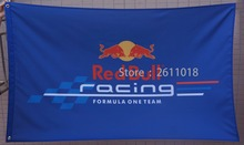 Red Bull Flag Red Bull F1 Racing Car Banner Flags 3X5 RedBull F1 Car Racing Flags Banner