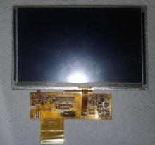 5.0 inch HD TFT LCD Screen With touch Panel TM050RDH03 WVGA 800(RGB)*480 use for Pocket TV MP4 PMP Panel(China)