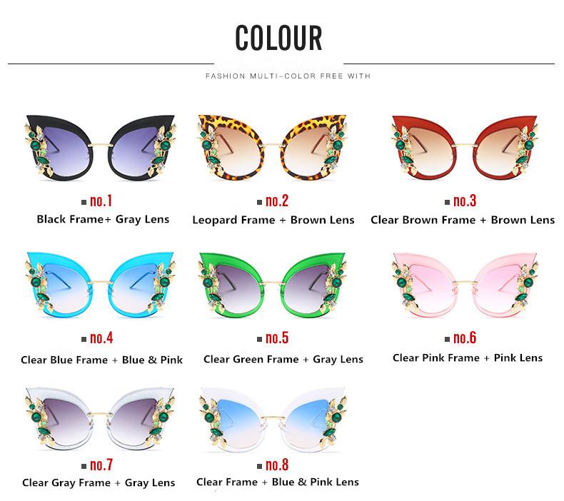 Sexy Cat Eye Sun Glasses-1 (1)