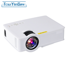 Touyiner Everycom UC40S BT140 Portable Projector( Android Miracast Airplay Optional )Home Theater Support 1080P Video Projector(China)