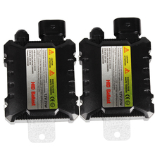 1 Pair Car Headlight Digital Slim Ballast DC 12V H1 H3 H4 H7 H11 Xenon HID Ballast 35W Ignitor HID Replacement #iCarmo