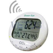AZ7798 AZ-7798 Indoor Desktop CO2 Carbon Dioxide Detector Temperature Humidity Logger with large LCD display(China)