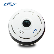 New PLV WIFI IP Camera 360 Fisheye Panoramic Dome Camera 1.3MP 960P CCTV Night Vision Video Surveillance Security(China)