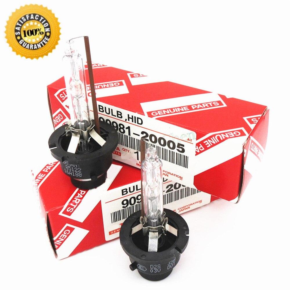 2PCS 42402 D2S D2R D4S D4R HID Xenon Headlight Bulb 4300K 6000K For Lexus/Toyota 90981-20005 90981-20008 90981-20013 90981-20024<br><br>Aliexpress