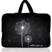 Laptop Sleeve Dandelion Bag 13 13.3 Tablet Neoprene Sleeve Netbook Hot Bags Cover Computer Accessories Funda Bolsas For Hp Asus